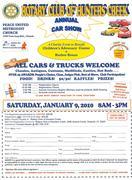 Hunters Creek Rotary Annual Car Show