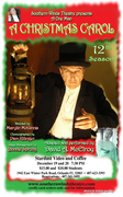 A One Man - A Christmas Carol