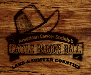 American Cancer Society Cattle Barons' Ball of Lake & Sumter Counties