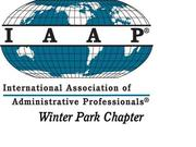 IAAP Winter Park Chapter Meeting/Workshop