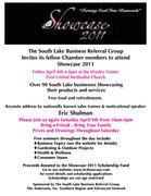 Showcase 2011 Business Exhibition