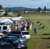 """The Big Car Trunk and """"Yard Sale"""""""
