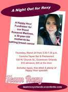 Tapas and Happy Hour for 30-Year-Old Mom-to-Be Battling Cancer