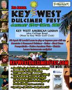 2nd Annual Key West Dulcimer Fest