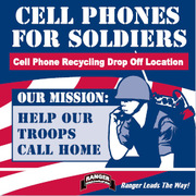 Cell Phone For Soldiers
