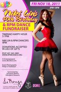Niki Lins 40th Birthday and RPM Fundraiser