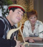 The Outrageous Adventures of Sheldon & Mrs Levine, Venue Ensemble Theatre