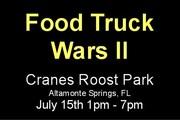 FOOD TRUCK WARS II