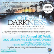 Out of the Darkness Community Walk