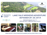 Lake Yale Weekend Adventure