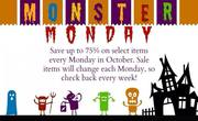 Monster Monday - Scentsy Online Sale