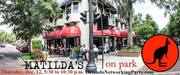 Orlando Networking Party (Holiday Edition) hosted at Matilda's on Park Winter Park