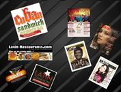 1st Friday, Latin ConneXions - Fiesta de Navidad & Children's Toy Drive!