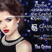 Gianni Vincent Jewellers Grand Opening!