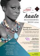 HAUTE Accessories Week: Designers Runway Presentation