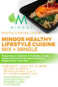 Mingo's Healthy Lifestyle Mix and Mingle
