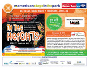 American Stage in the Park - In the Heights