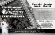 4th Annual All White Steppers Extravaganza