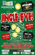 Jingle Eve at Ivanhoe Village