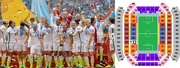 FOR SALE: World Cup Champs U.S. Women's National Soccer Team vs. Brazil Tickets, this Sunday, October 25