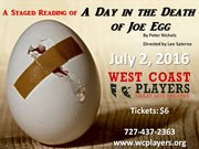 Staged Reading: A Day in the Death of Joe Egg
