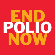 Light Up Orlando Red to End Polio Now Rotary