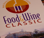 WDW Swan & Dolphin Food and Wine Classic