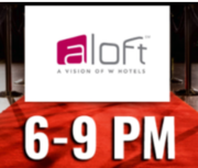 Red Carpet Mondays @ Aloft