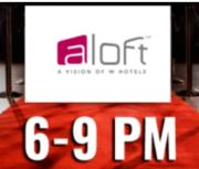 Red Carpet Mondays @ Aloft