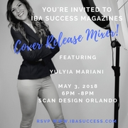IBA Success Magazine Cover Release Mixer