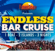 7th Annual Endless Bar Bahamas Cruise (3 nights)