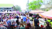 Cuban Sandwich Festival: Day 1 - Worlds Biggest Cuban Sandwich & Kids Cuban Sandwich Showdown!