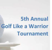 the 5th Annual Golf Like a Warrior event!