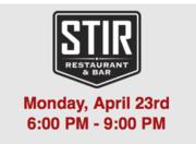 Red Carpet Monday TONIGHT at STIR