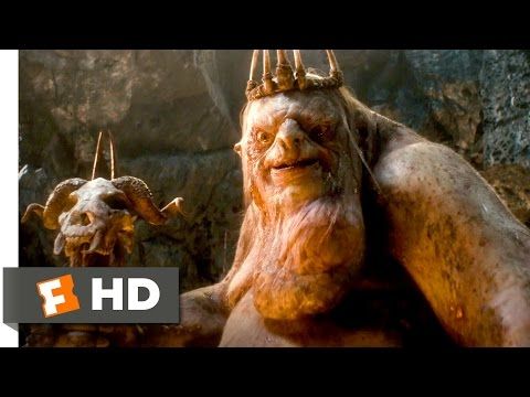 The Hobbit: An Unexpected Journey - The Goblin Hoard Scene (9/10) | Movieclips