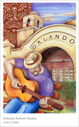 Paint the Town Exhibition by Orlando Magazine
