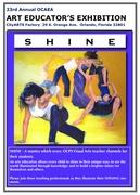 Shine - Orange County Art Educators Association Annual Art Show