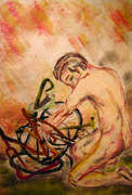"""Women and Bicycles"" Opening Reception for Clair Dominguez"