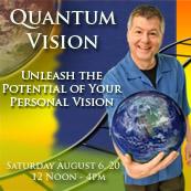 Quantum Vision Workshop - August 6th, 2011 12pm-4pm