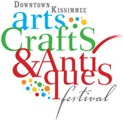 Downtown Kissimmee Arts, Crafts & Antiques Festival