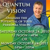 Quantum Vision Workshop - October 24th, 2011 6pm-10pm