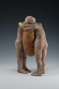 Beyond the Vessel: EXHIBIT ENDS MARCH 10, Figures and Urns by Helaine Schneider
