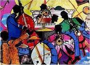 Black History Month Art Exhibit at Bloomingdale's