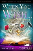 Central Florida Community Choir, over 250 voices strong, as it presents When You Wish…,