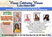 "Women's Conference: Women Celebrating Women ""I Am Natur-Elle"""