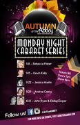 Monday Night Cabaret Series - John Ryan & Eddie Cooper: Strange Bedfellows