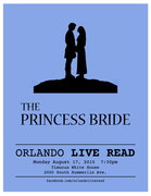 "Orlando Live Read - ""The Princess Bride"""