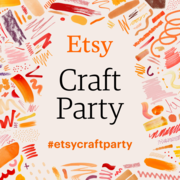 "Etsy Craft Party & Fair ""Back To Basics"""