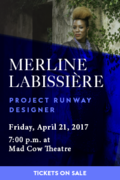 In the Artist's Studio with Merline Labissière