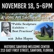 Public Art Lecture Series